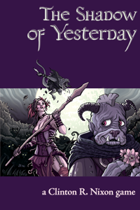 The Shadow of Yesterday cover